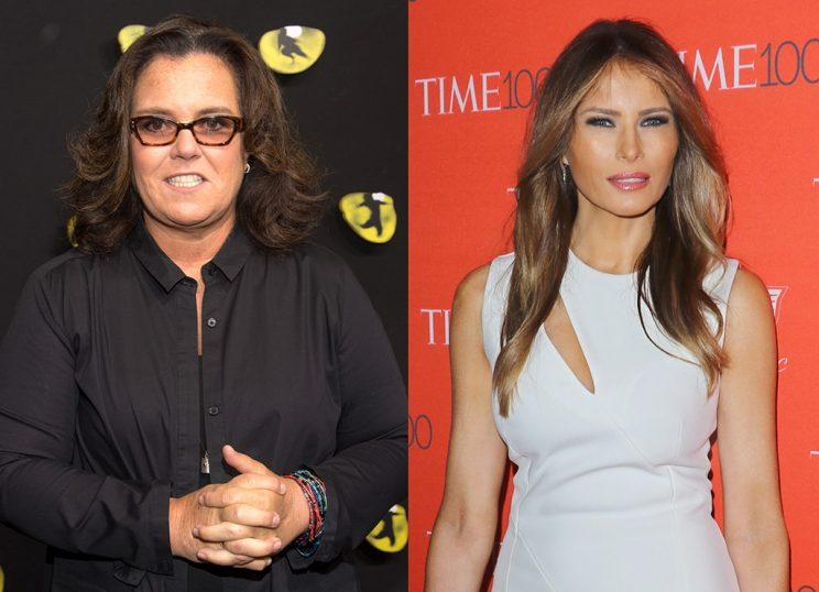 Rosie O'Donnell apologizes after suggesting Trump's son has autism
