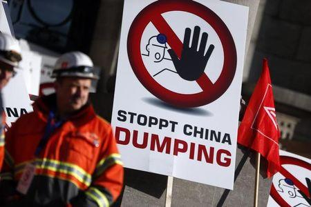 European Union imposes anti-dumping duties on Chinese steel