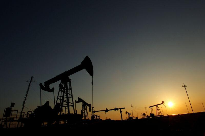 Oil prices have plunged 15% in 3 weeks
