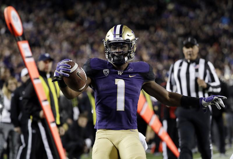 John Ross Breaks 40-Yard Dash Record At NFL Combine