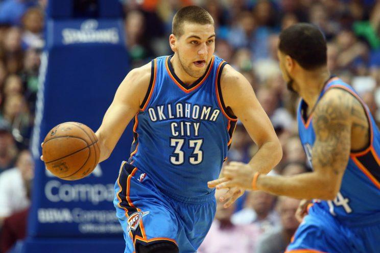 Thunder F McGary suspended 15 games