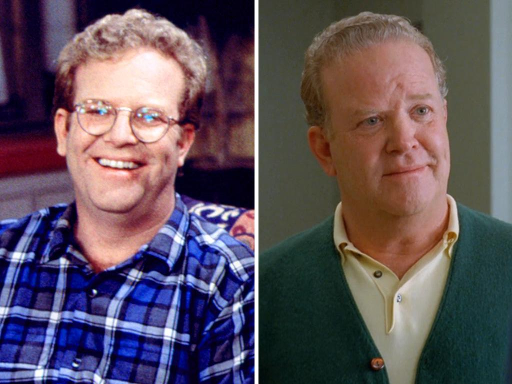 """O'Connor sure knows how to play a dad. He's been Trudy's father (and Pete's disapproving father-in-law) Tom Vogel on """"Mad Men"""" since Season 1, but we just realized he also played Melissa Joan Hart's dad on Nickelodeon's """"Clarissa Explains It All"""" back in the early '90s."""