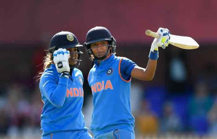 Harmanpreet Kaur set for promotion at Western Railway