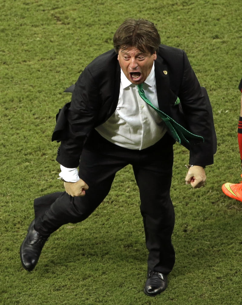 No fear for Mexico against Netherlands