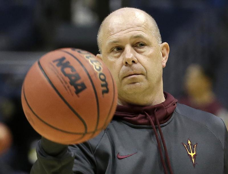 AP source: ASU extends both basketball coaches