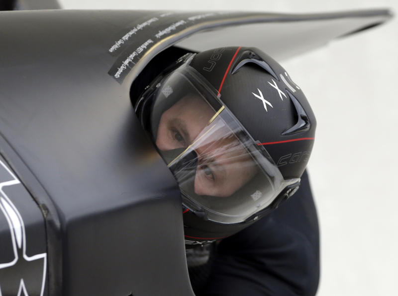 BMW building a new 2-man sled for USBSF