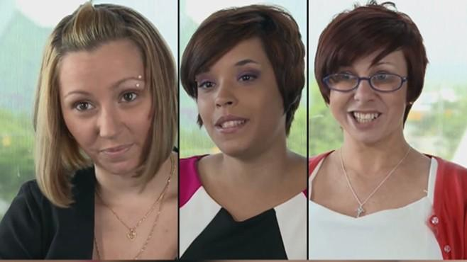 The Cleveland victims held captive for a decade release a thank you video on YouTube.