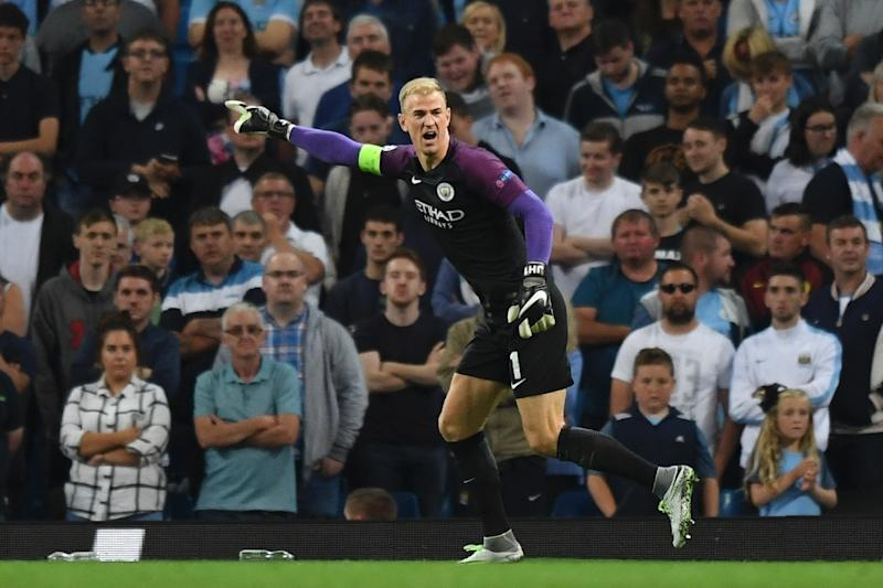 Joe Hart back in Manchester City's starting line-up to face Steaua Bucharest