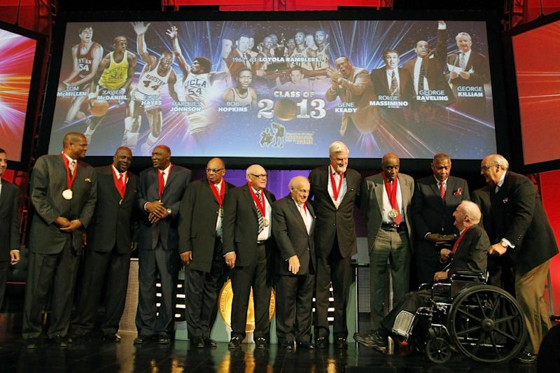 Elvin Hayes headlines 2013 Hall of Fame class