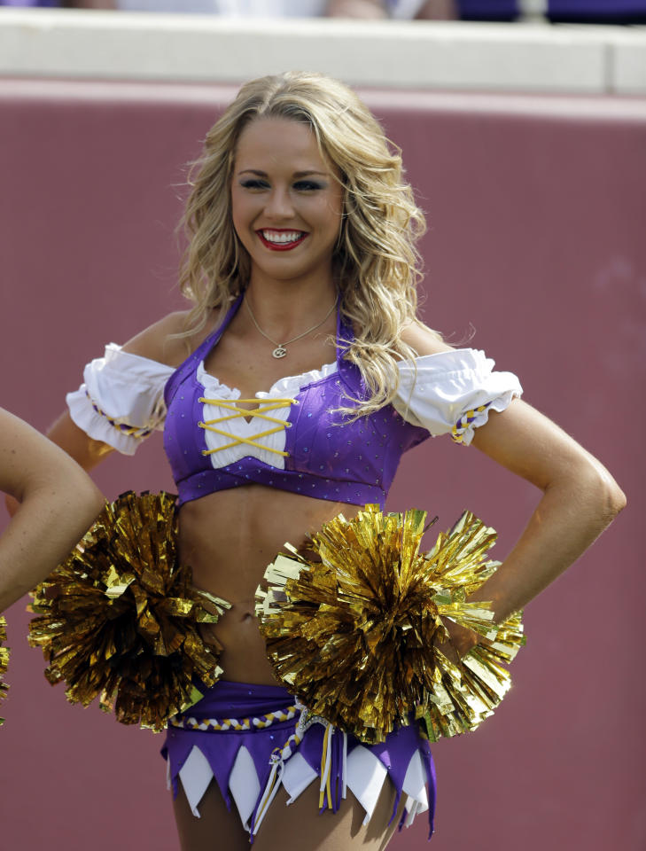 Nfl Cheerleaders Week 2