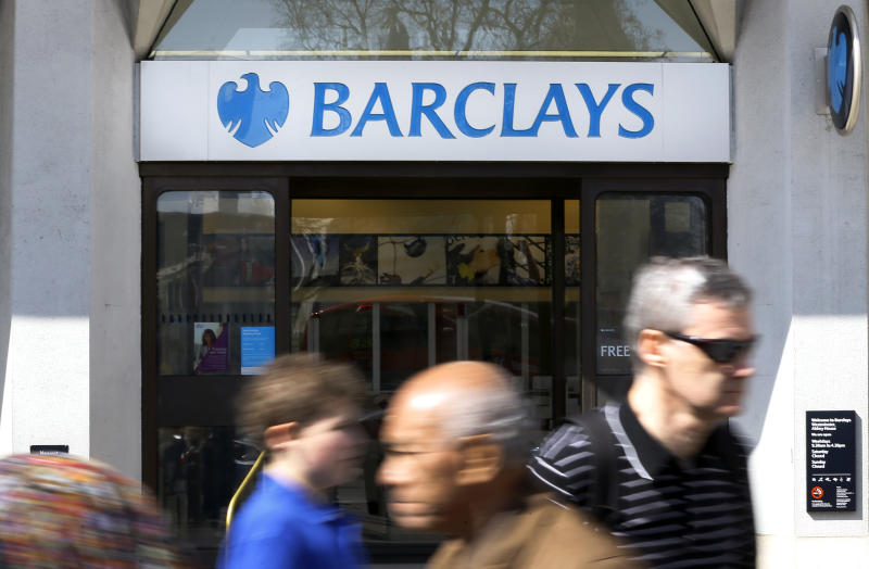 Barclays returns to profit in Q1