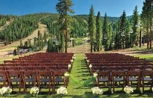 Weddings by The Ritz-Carlton, Lake Tahoe Deliver Luxurious Style and Pristine Beauty