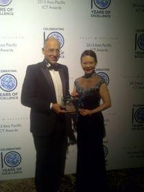 Arkadin Awarded Frost & Sullivan APAC Conferencing Service Provider of the Year Award
