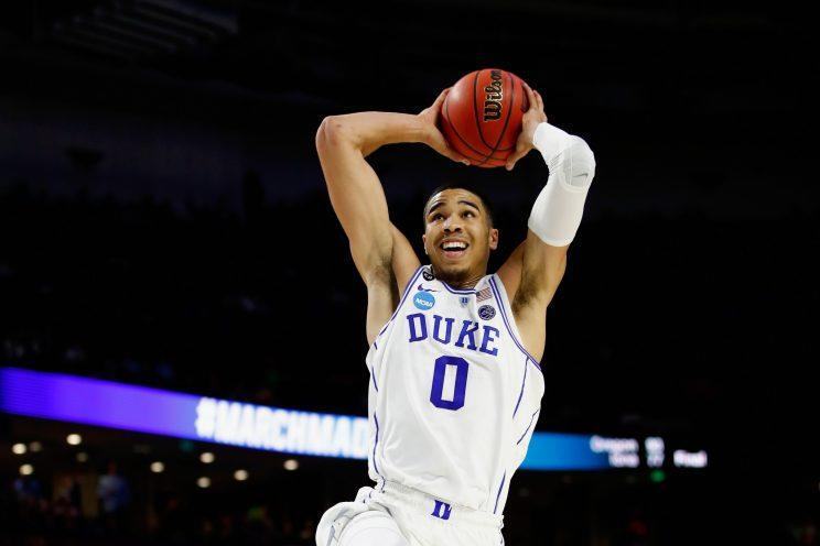 Jayson Tatum Leaving Duke After One Year, Declares For 2017 NBA Draft