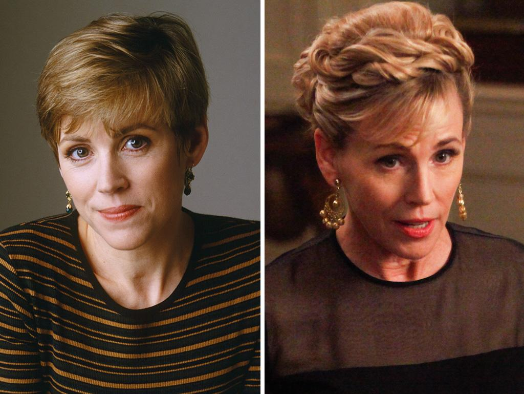 """Hey, is that Angela Chase's mom? It is! Bess Armstrong played mother to Claire Danes on ABC's short-lived teen drama """"My So-Called Life,"""" and it was a nice surprise to see her in Season 5 of """"Mad Men"""" as Jane's psychiatrist, who famously dosed Roger and Jane with LSD."""