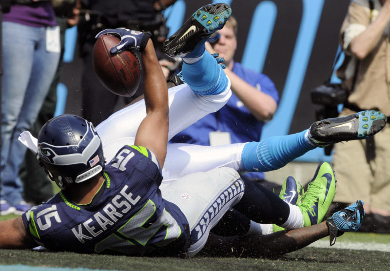 Rivera has faith in Panthers starting CB Thomas