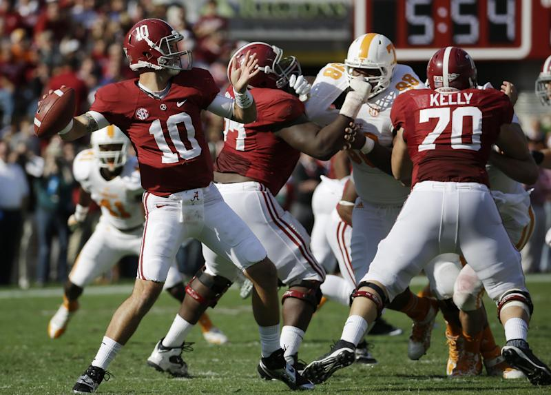 Alabama places 9 players on coaches All-SEC teams
