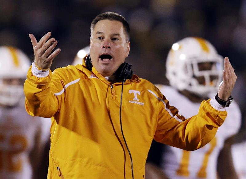 Tennessee hopes coaching stability brings success