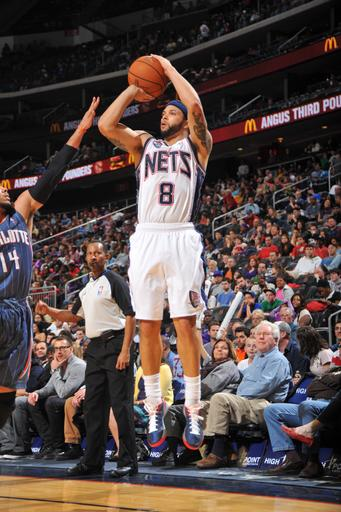 Williams' double-double leads Nets over Bobcats