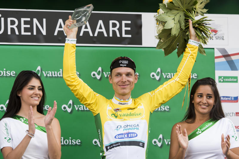 Matteo Trentin wins Tour de Suisse 6th stage