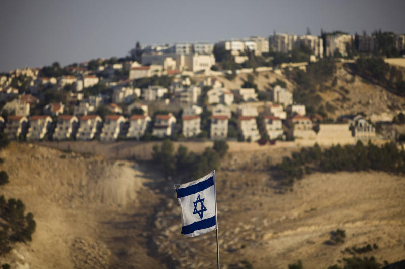 Israel risks loss of EU funding over settlements