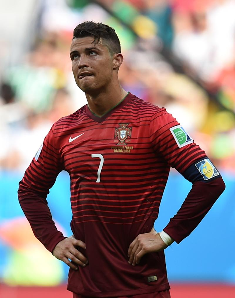 Ronaldo upstaged by Messi once again at World Cup
