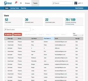 Grovo Launches Enterprise Training Solution, Grovo for Teams, Built-In Partnership With Fortune 500 Leader Chevron