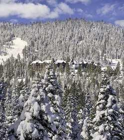 """""""Hit the Slopes"""" Lodging and Ski Package Returns to The Ritz-Carlton, Lake Tahoe"""