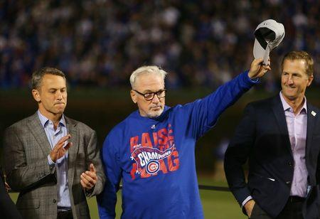 Schwarber on Cubs' World Series roster; could start at DH
