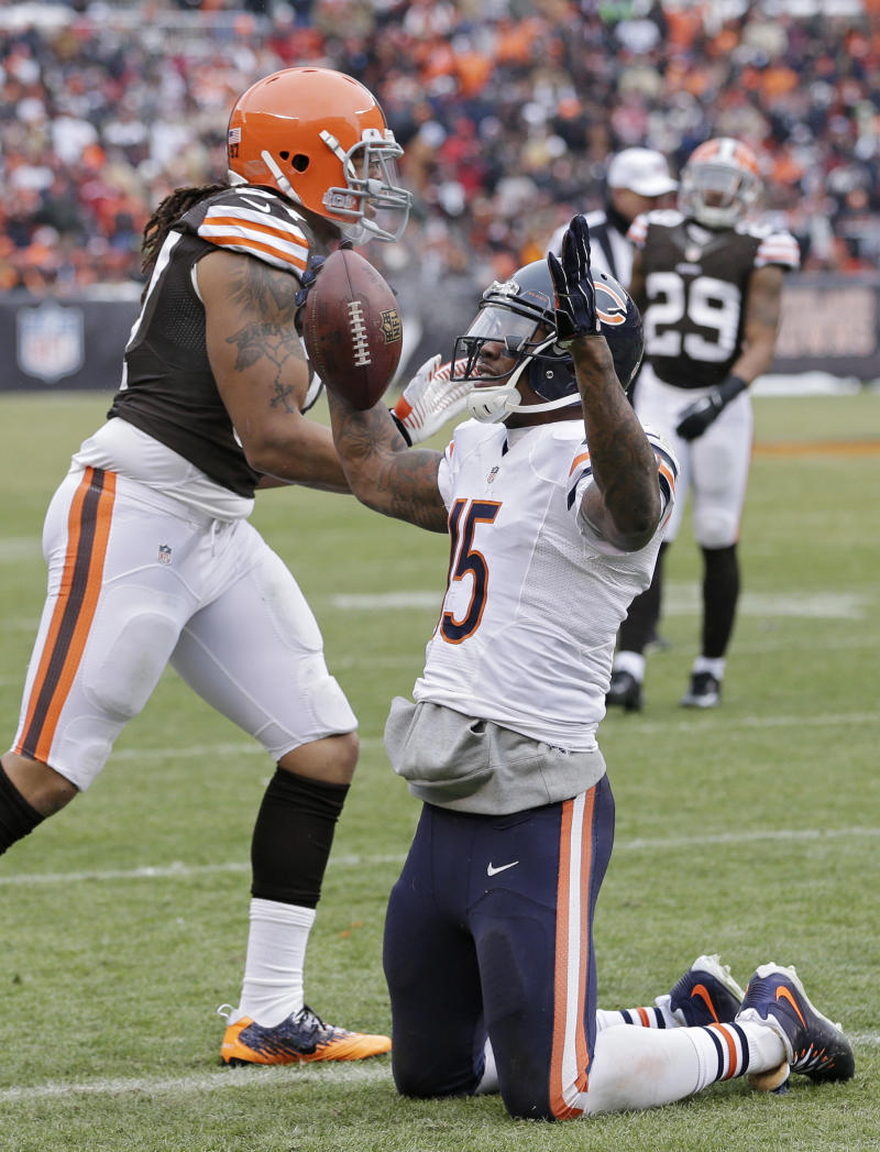 5 things to know after Bears beat Browns 38-31