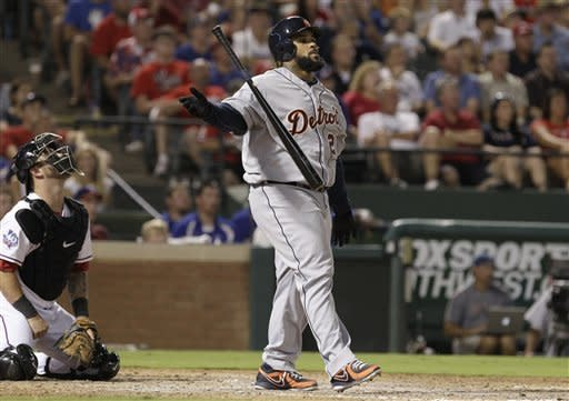 Jackson's inside-the-park HR gives Tigers' 6-2 win