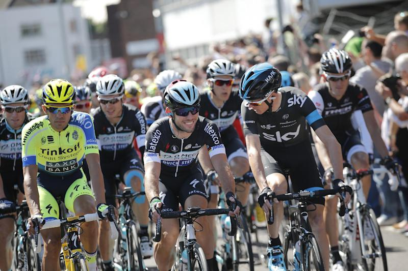 5 things to know about the Tour 1st stage