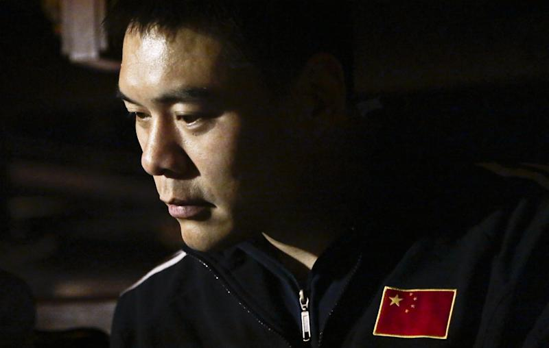 Chinese heavyweight boxer headed to US