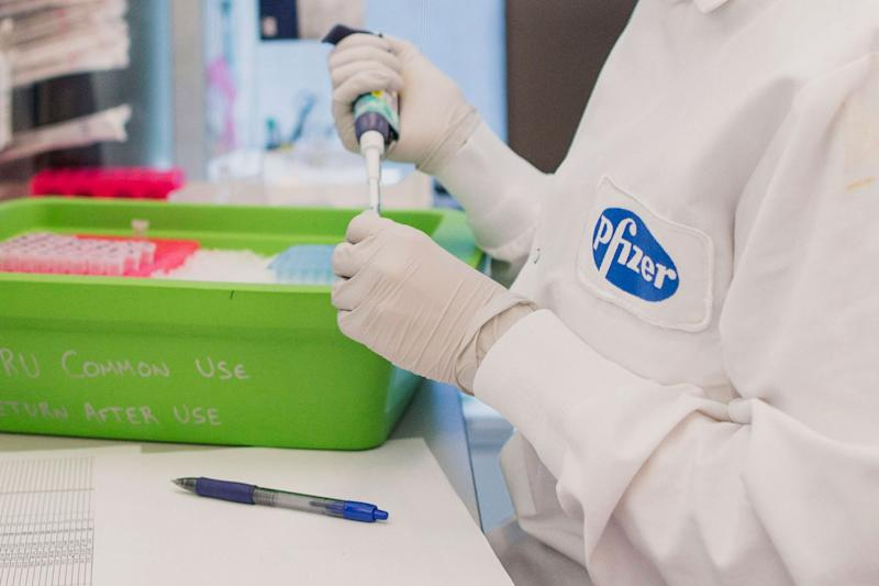 Pfizer Decides Not to Split, Ending Years of Speculation