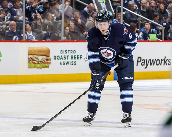 Jacob Trouba, Jets agree to two-year contract worth $6M