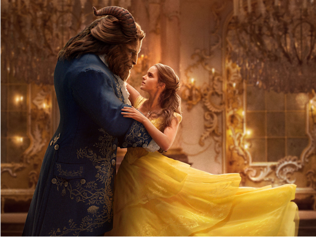 Beauty and the Beast Broke 5 Records in Its Opening Weekend