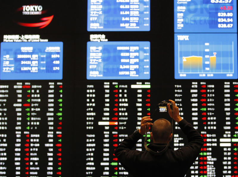 Markets eke out gains ahead of G-20 meeting