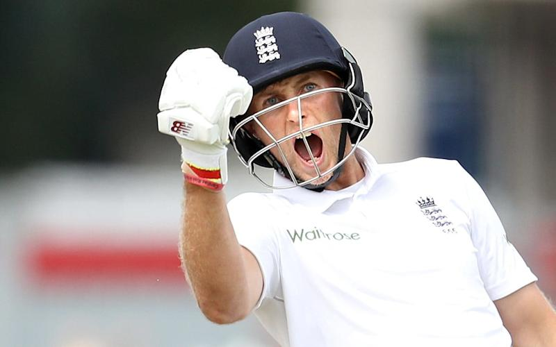 Joe Root will be Alastair Cook's successor as England Test captain
