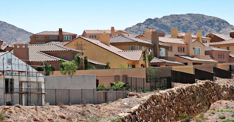 Vegas real estate: Sin City emerging from distress