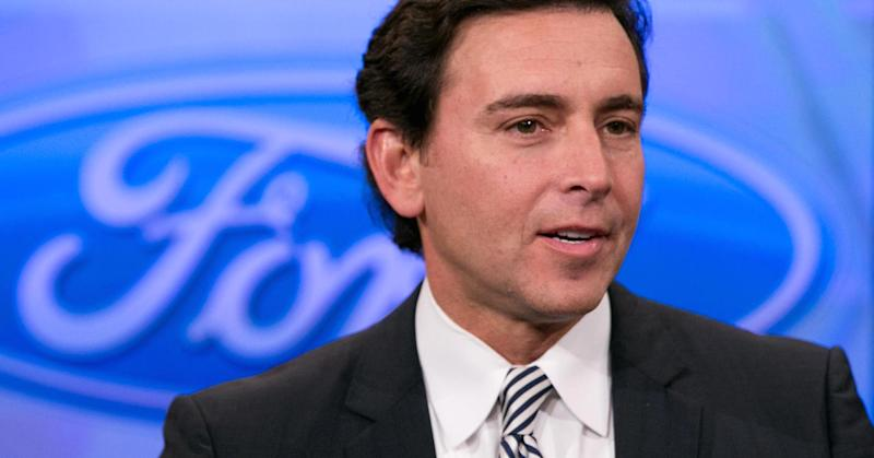 Ford CEO says production still going to Mexico despite Trump's criticisms