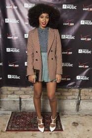 Solange Launches Late Night at Arlyn Studios Concert Series Presented by Nokia Music and Verizon Wireless