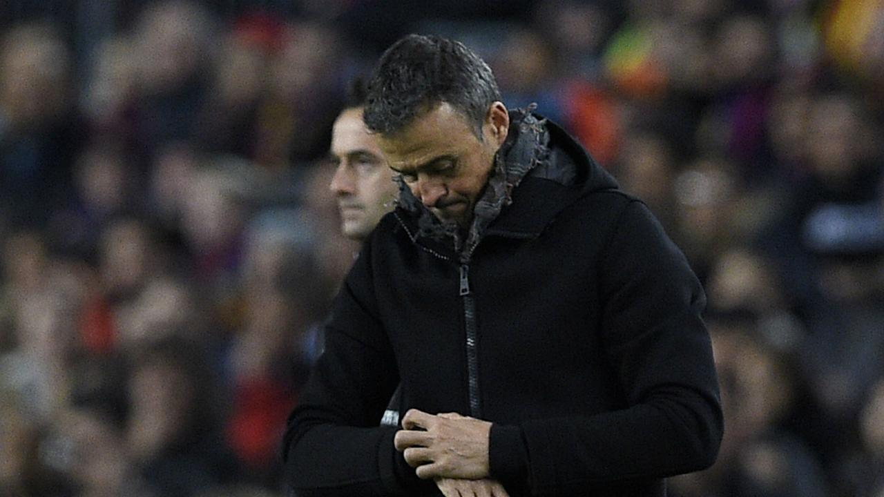 Lionel Messi, Luis Suarez and Neymar were among the goals as the Catalans turned it around against Athletic Club, and the coach hopes it sparks a run