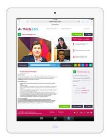 New Recruiting Technology From Match-Click Humanizes Recruiting, Changes How Employers Find Top Talent