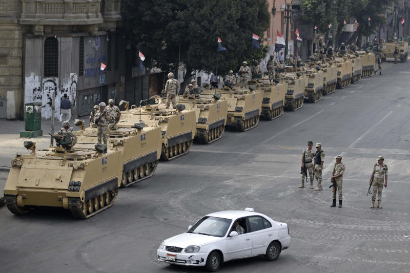 US holds out possibility of restoring aid to Egypt