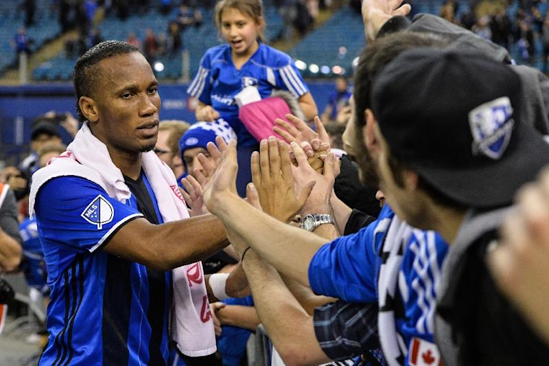 Chelsea legend Drogba confirms MLS exit