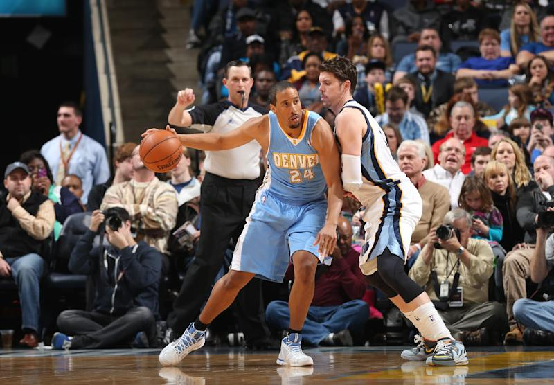 Nuggets suspend G Andre Miller for 2 games
