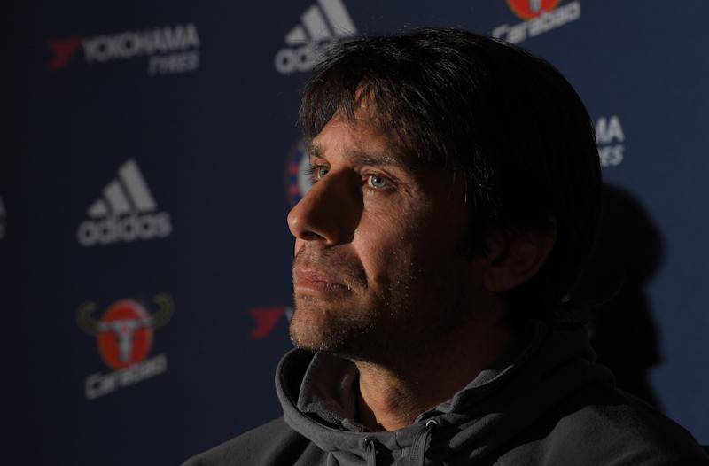 It will be tough - Conte speaks on defeat to Crystal Palace