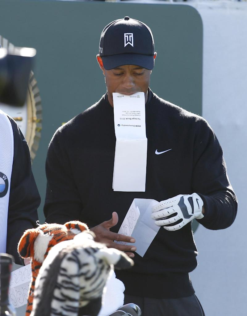 Woods thinks role of TV needs further review