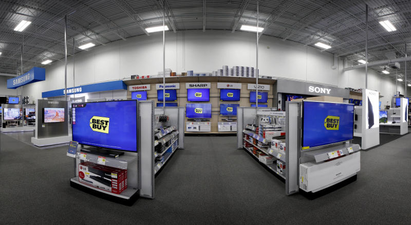 Best Buy revamps home theater section