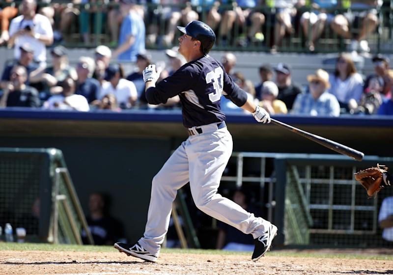 Johnson homers in Yankees' win over Astros (ss)